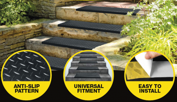 Universal fit, easy to install